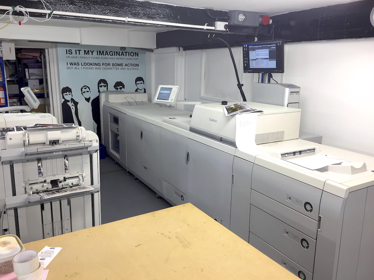 Digital Print Equipment